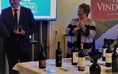 """Ribera del Duero, Cigales, Rueda y Toro recibirán el """"Arribe de Platino» 2019 en Valladolid"""