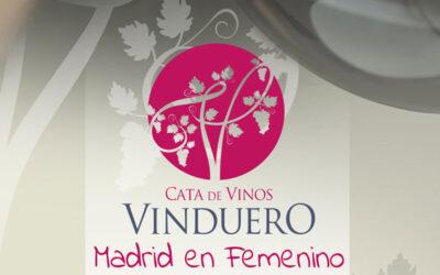 MADRID en femenino será una celebración de sensaciones con el vino y la mujer como protagonistas