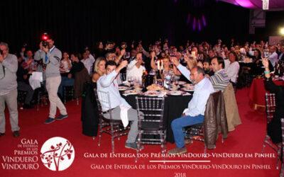 VinDuero-VinDouro celebrará su XIV Gala de Entrega de Premios en Pinhel, en conjunto con la Feria Beira Interior-Vinhos & Sabores
