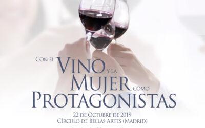 MUJER y VINO serán de nuevo protagonistas de la II Edición de MADRID en femenino con los Premios VinDuero-VinDouro