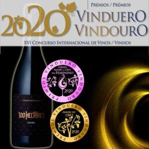 100 hectares. Los vinos que más gustan a las mujeres.
