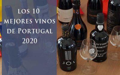 Los 10 mejores vinos de Portugal 2020