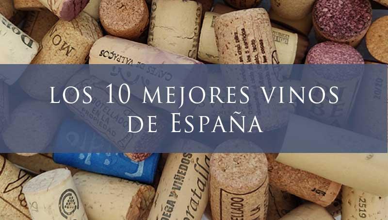 Los 10 mejores vinos de españa 2020