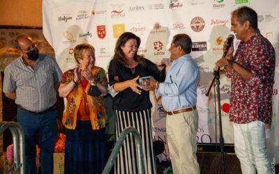 Premios VinDuero-VinDouro otorga el 'Terroir de la Frontera' al español Emilio Gallego y al portugués José Almendra