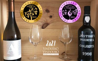 Almares Branco do produtor Caves da Cerca é o melhor vinho de Espanha e Portugal