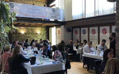 Premios VinDuero-VinDouro cierra la edición de 2021 con excelentes sensaciones de los profesionales del mundo del vino