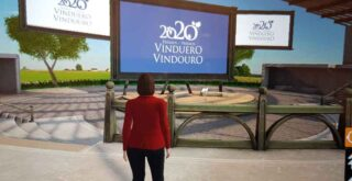 Gala de realidad virtual Vinduero Vindouro